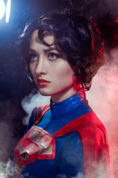 Superman by Vavalika