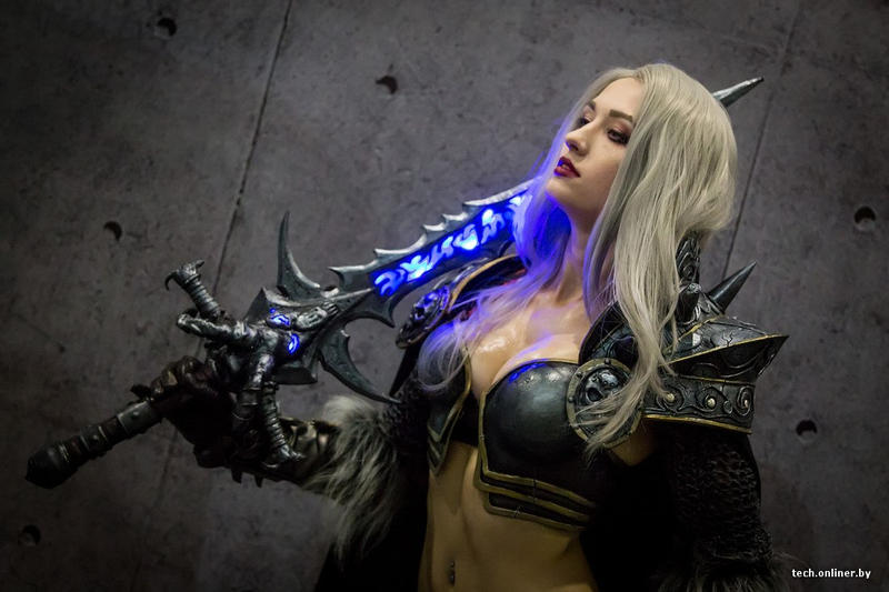My Anime Pics: Lich King at Moscow Comic Con