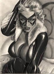 the black cat felicia by aramismarron