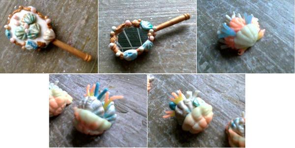 mermaid accessories by aramismarron on DeviantArt