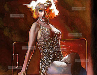 show me how you burlesque by aramismarron
