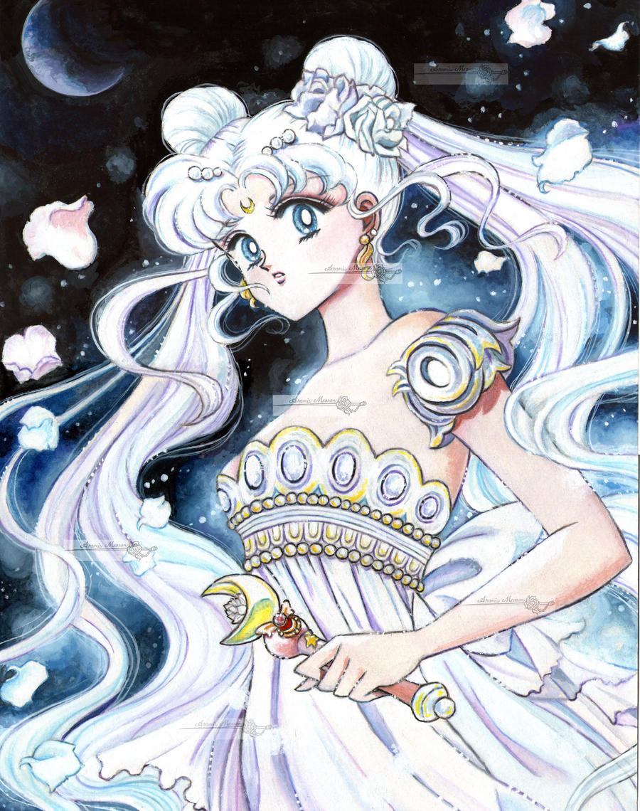 princess serenity by aramismarron