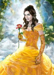 belle of rose by aramismarron