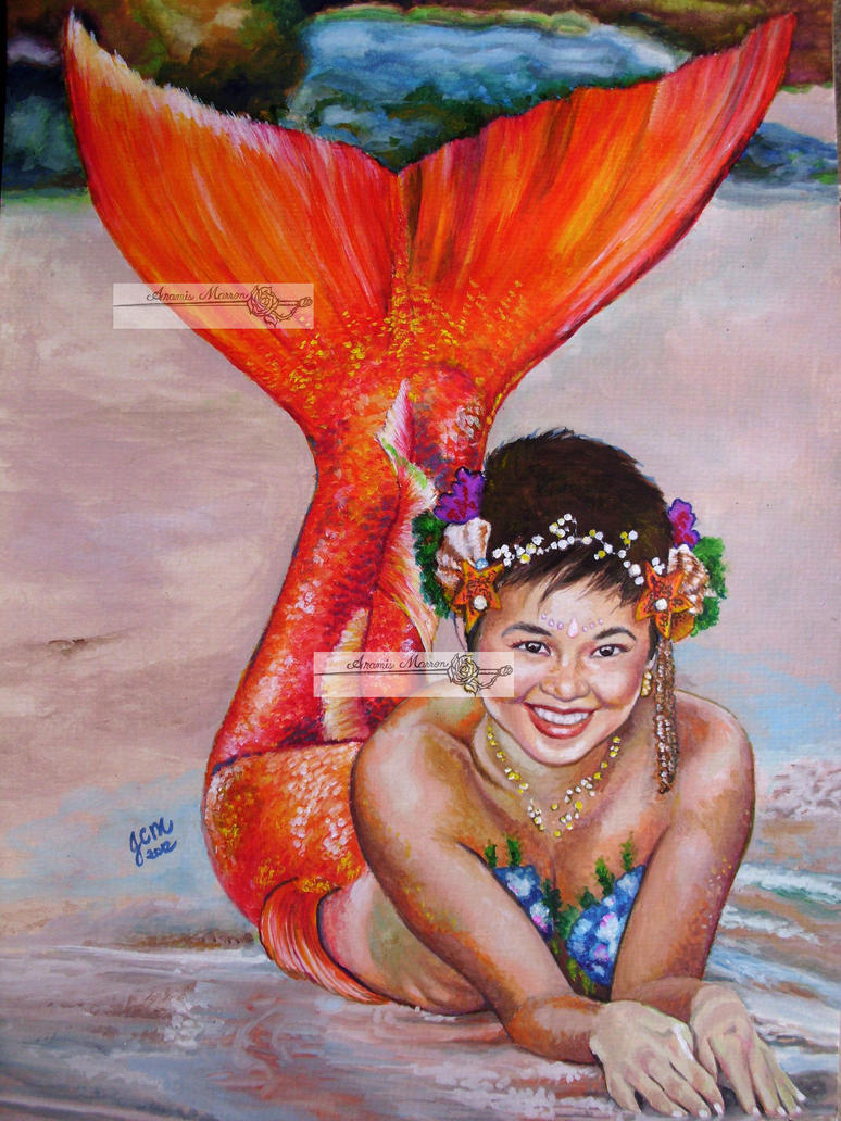 as dyesebel by aramismarron on DeviantArt