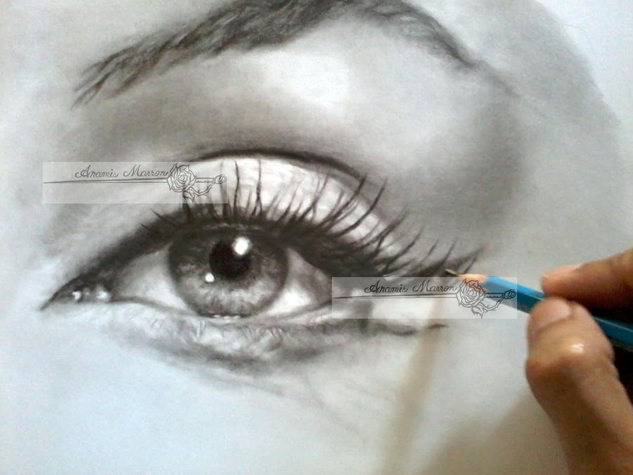 MM eye by aramismarron