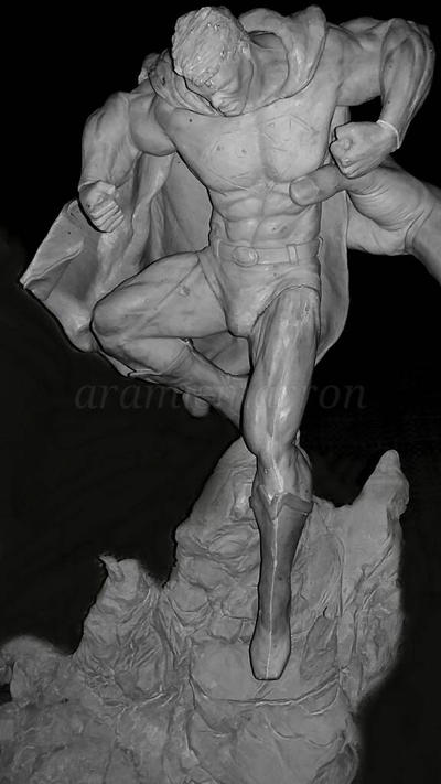 superman by aramismarron