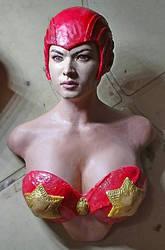 darna sculpture wip