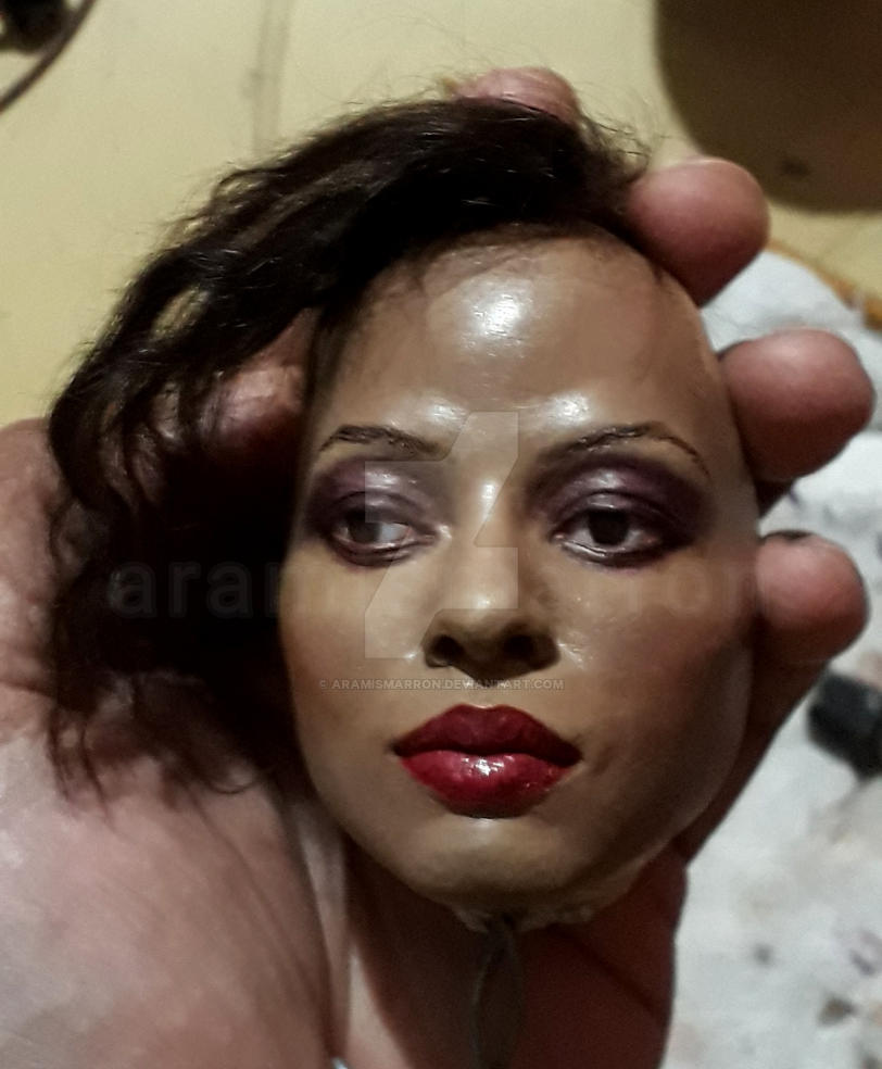 Diana Ross wip by aramismarron