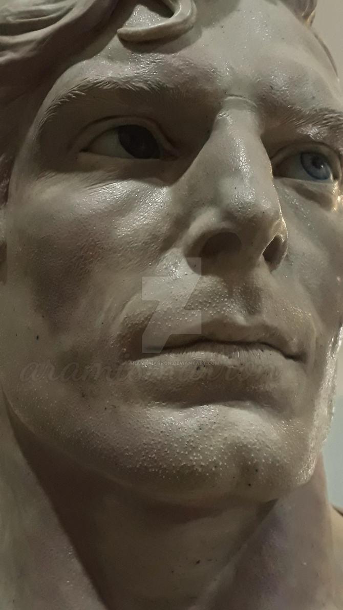 Christopher Reeve wip