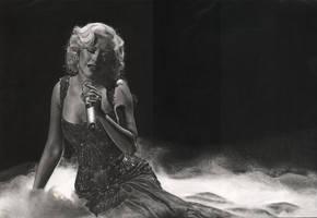 singin 'hurt' by aramismarron