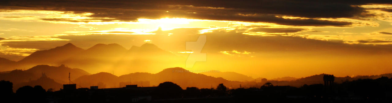 Sunset Line by tora-tigre