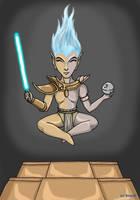 Vivec by Guard-of-Minasteris