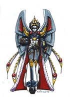 Emperor DesZaras by Guard-of-Minasteris