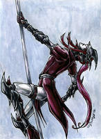 Assassin by Guard-of-Minasteris
