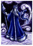 Winter King Ded Moroz by Guard-of-Minasteris