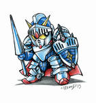 SD Gundam Gaiden-Knight