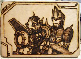 TF RID - strongarm and sideswipe by Guard-of-Minasteris