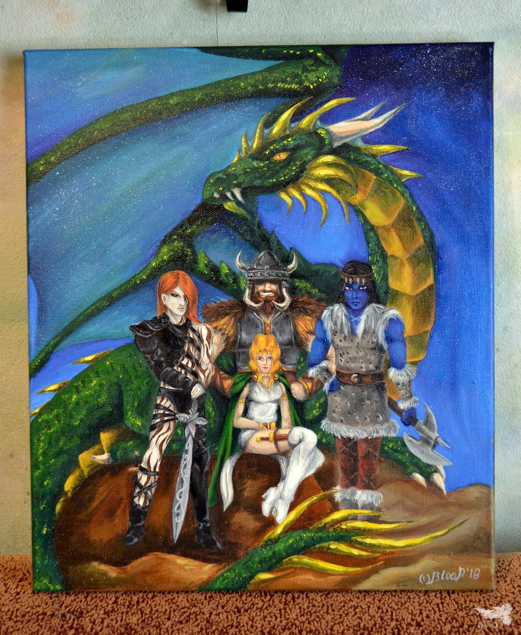 HOMM3 the heroes ) by Guard-of-Minasteris