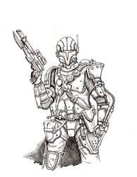 E'han: Prepared for War by Sulkon88