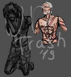 Art trash 6 by Creth-Alretan
