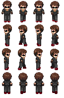 SkythekidRS/Skydoesminecraft sprite sheet by PyroDemonX