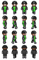 Cavemanfilms sprite sheet by PyroDemonX
