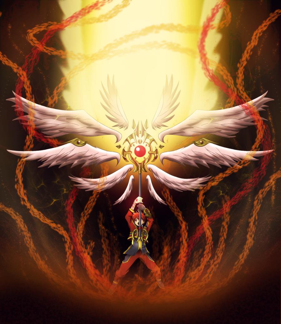 Eternal Crimson Blade By V-Nix On DeviantArt