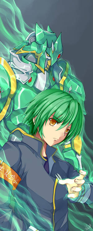 Xion Einzburgstein - Majestic Jade Emperor