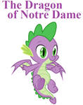 The Dragon of Notre Dame by cpeters1