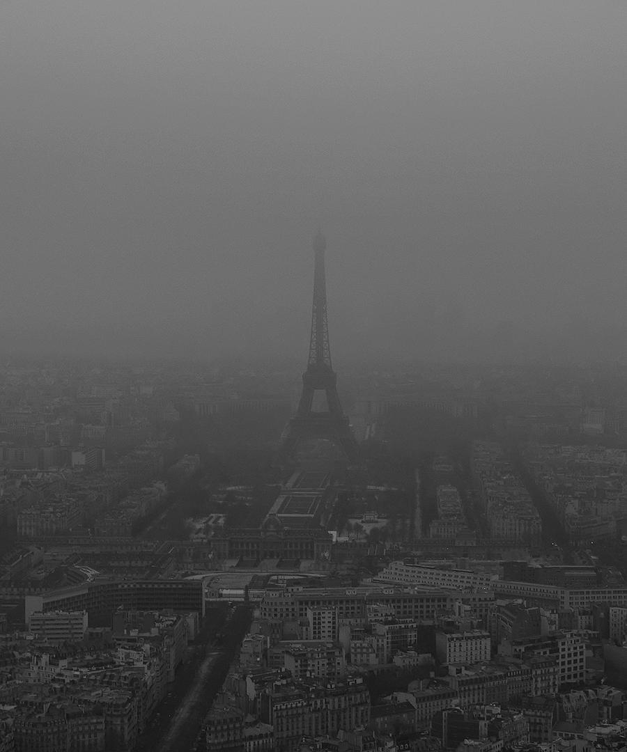 Paris - From T Montparnasse by Zandraka