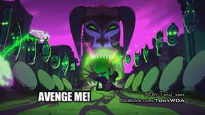 Avenge Me - Facilier
