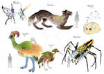 DLdH Animal by Megaloceros-Urhirsch