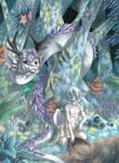 Yukon Artbook 4 - Begegnung am Teich