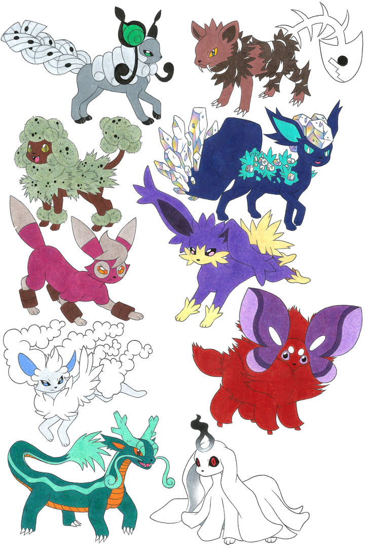 Fake Eeveelution