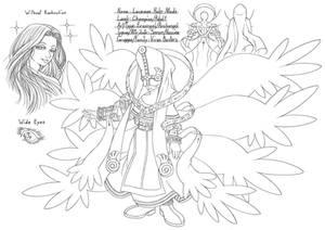 Lucemon Holy Mode - Outline