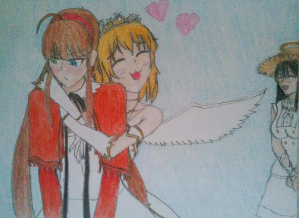 Happy Birthday Ryobi and Ryona by Killinator
