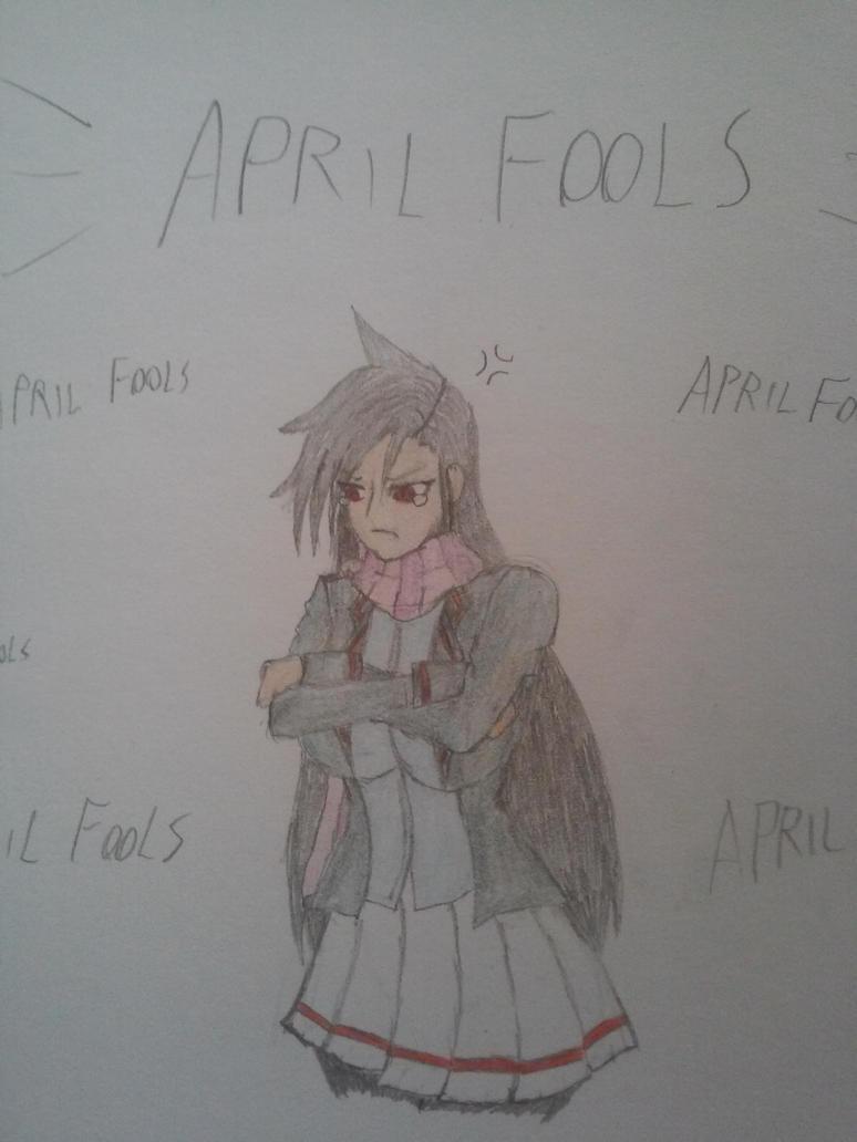 Happy Birthday and April Fools Day, Tachibana by Killinator