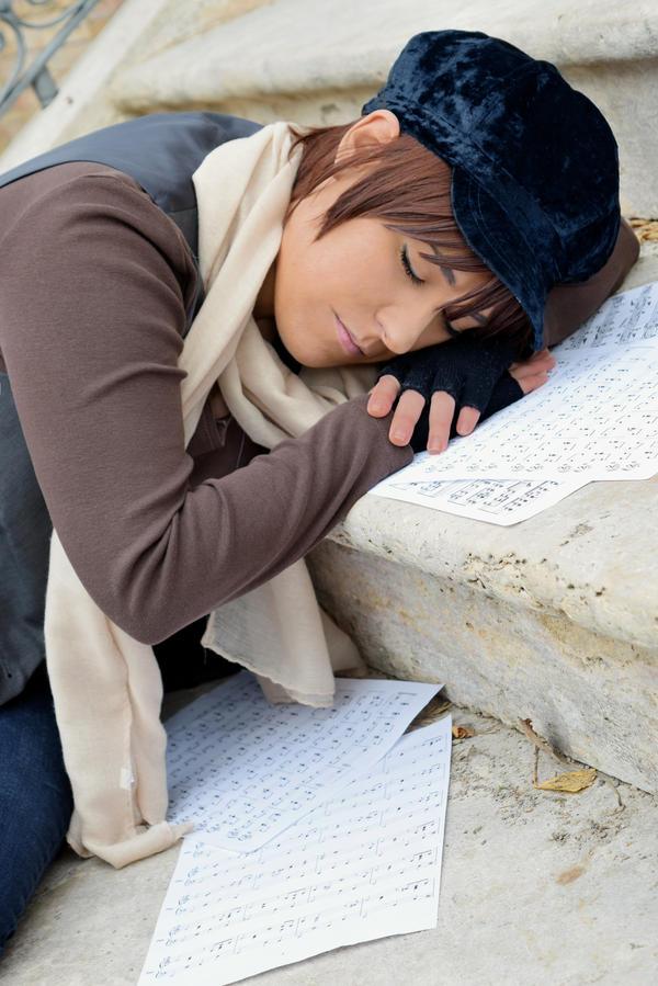 Cecil Aijima cd drama 1 by KuRumi-FlameSamurai