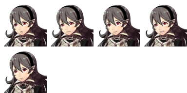 Avatar Female Fates Facesheet