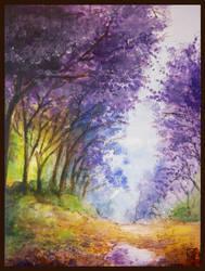 Fragrant trees