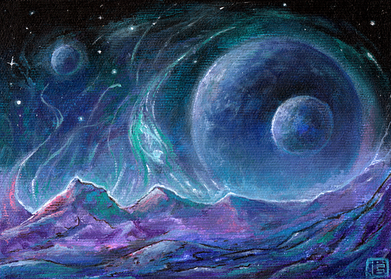 Ascending energies by MalthusWolf