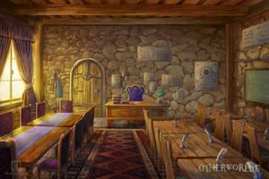 [C] Magic linguistics classroom