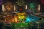 Elementalism classroom
