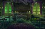 Necromancy classroom