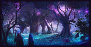 The silent glade