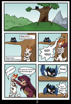 knight Quest page 3