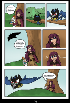 knight Quest page 4