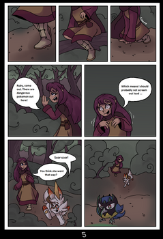 knight Quest page 5