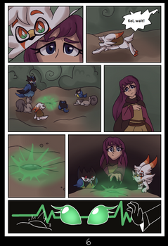 knight Quest page 6