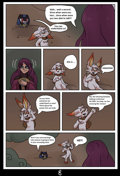 knight Quest page 8